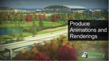 Animationen und Renderings erstellen
