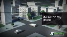 Nutzung von 3D-Stadtmodellen