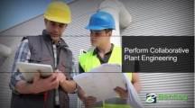 Zusammenarbeit bei der Anlagenplanung