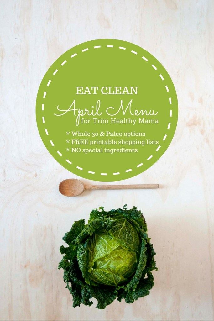 This looks so doable! a menu with whole foods, no special ingredients, works for THM, Paleo, or Whole 30!