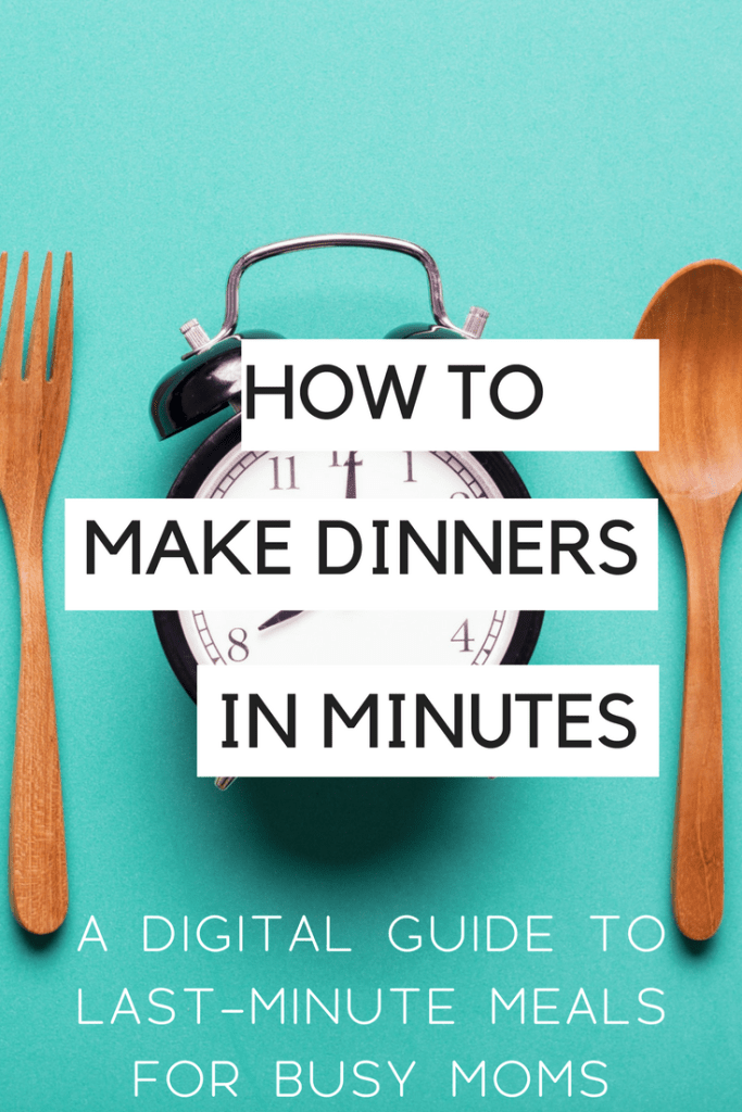 A really simple method to keep a Perpetually Prepped Kitchen - SO great to get dinner on the table in just a few minutes on those busy nights!