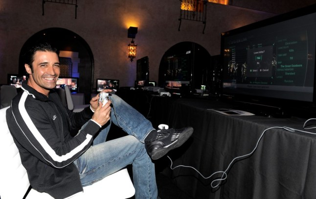 capcom-lost-planet-2-launch-party-gilles-marini-gaming