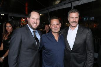 Beau Flynn, Kevin Messick, Will Ferrell