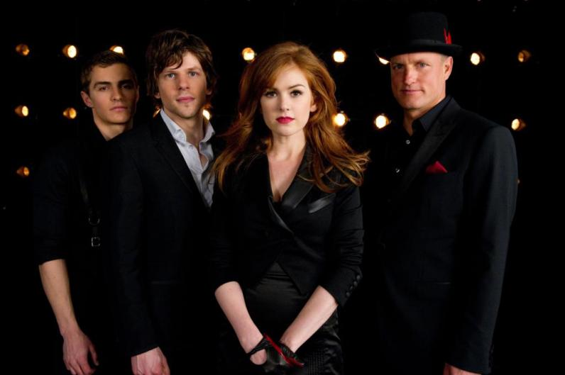 The Four Horesemen in 'Now You See Me' (2013)