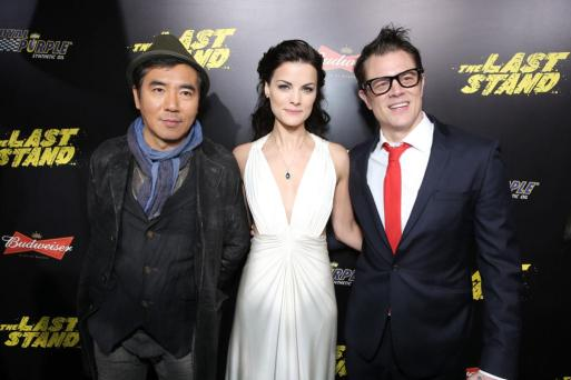 """The World Premiere Of Lionsgate """"The Last Stand"""""""