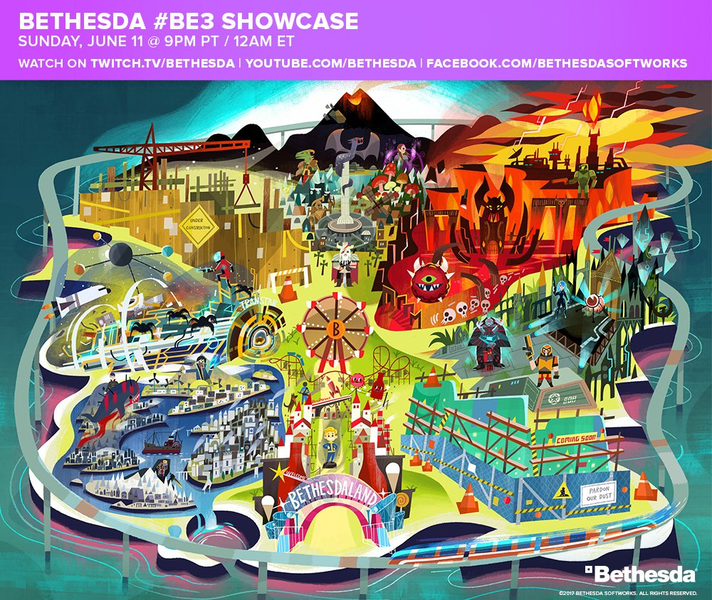 Bethesda Softworks – Working Casual