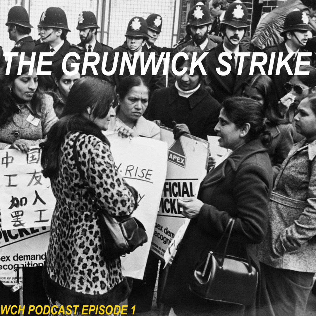 Grunwick-graphic