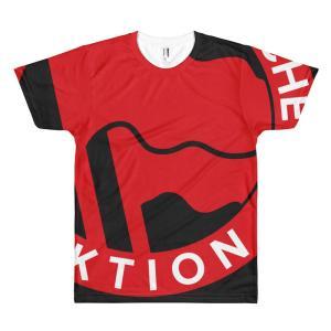 antifa T-shirt mockup