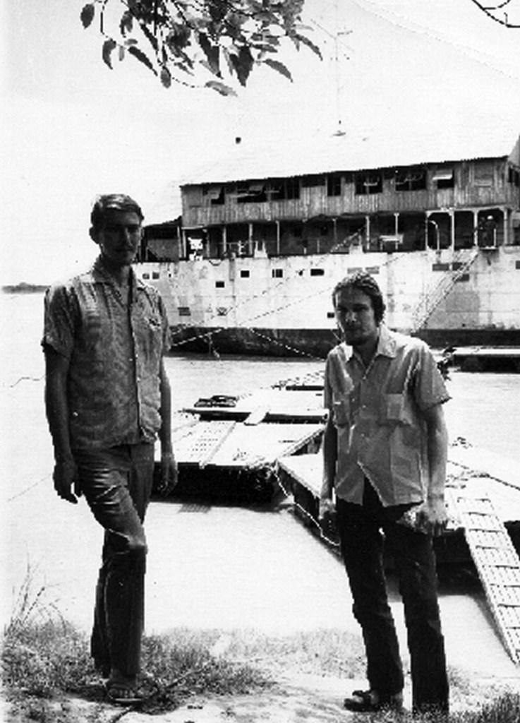 Alvin Clyde prison ship