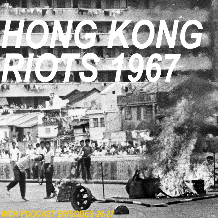 who colonized china