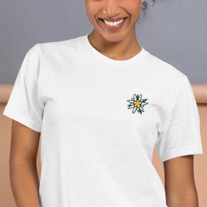 Edelweiss Pirates T-shirt mockup