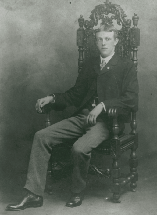 T-Bone Slim. Photo courtesy of the Newberry Library, collected by Franklin and Penelope Rosemont