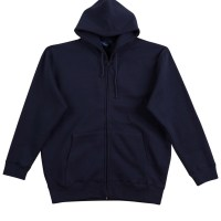 Kingsford Smith School Fleecy Zip Hoodie