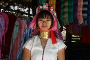 In the village of Huay Sua Thao, Mae Hong Son, things aren't so dire. But a slowing of tourists have prompted many women to move to better-populated areas, such as Chiang Mai.