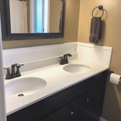 Bathroom Renovation - Okanagan