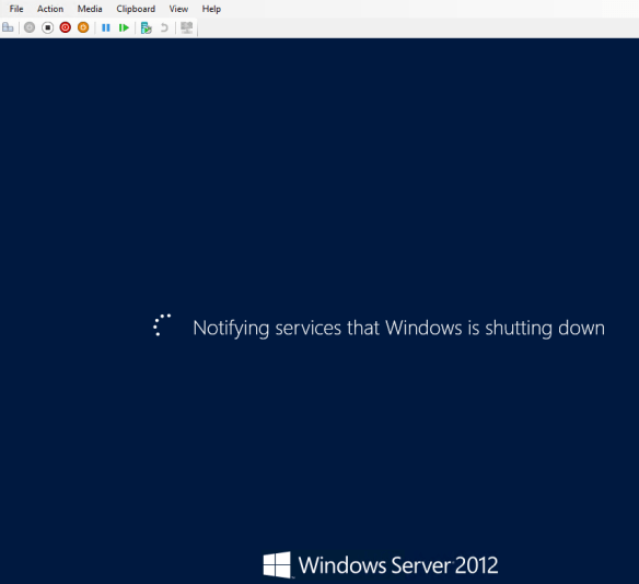 November 2019 updates caused Windows Server 2012 reboot loop