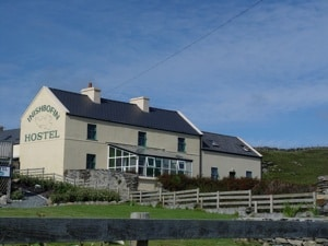 A family Staycation at Inishbofin , Co. Galway
