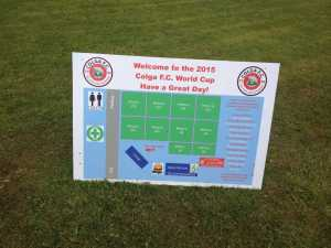 ColgaFC World cup at Kilcornan