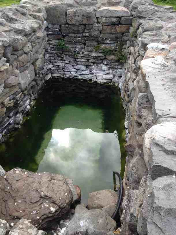 Image of St Senan's well