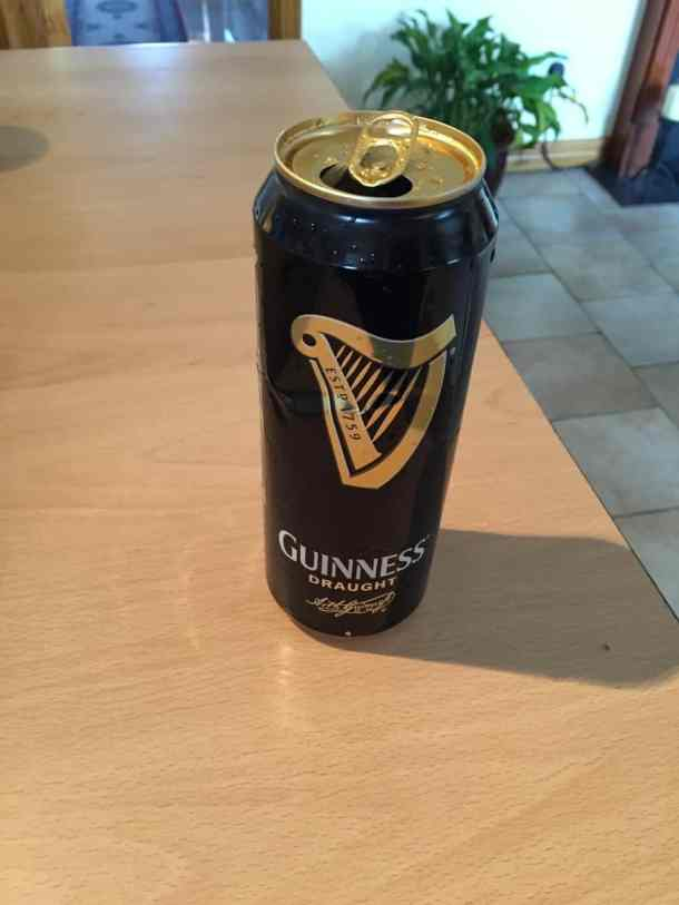 A can of Guinness