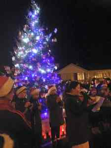 Ardrahan Christmas carols & Switching on of lights