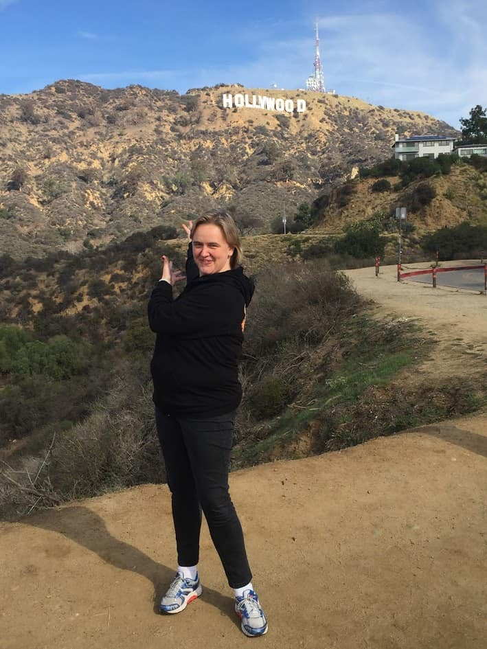 My visit to the Hollywood Sign