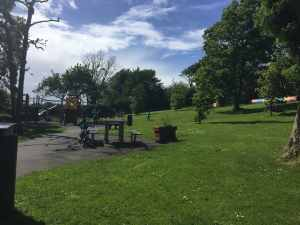 Visit to Renville Park & playground in Oranmore