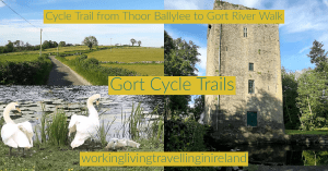 Cycle Trail from Thoor Ballylee to Gort River Walk