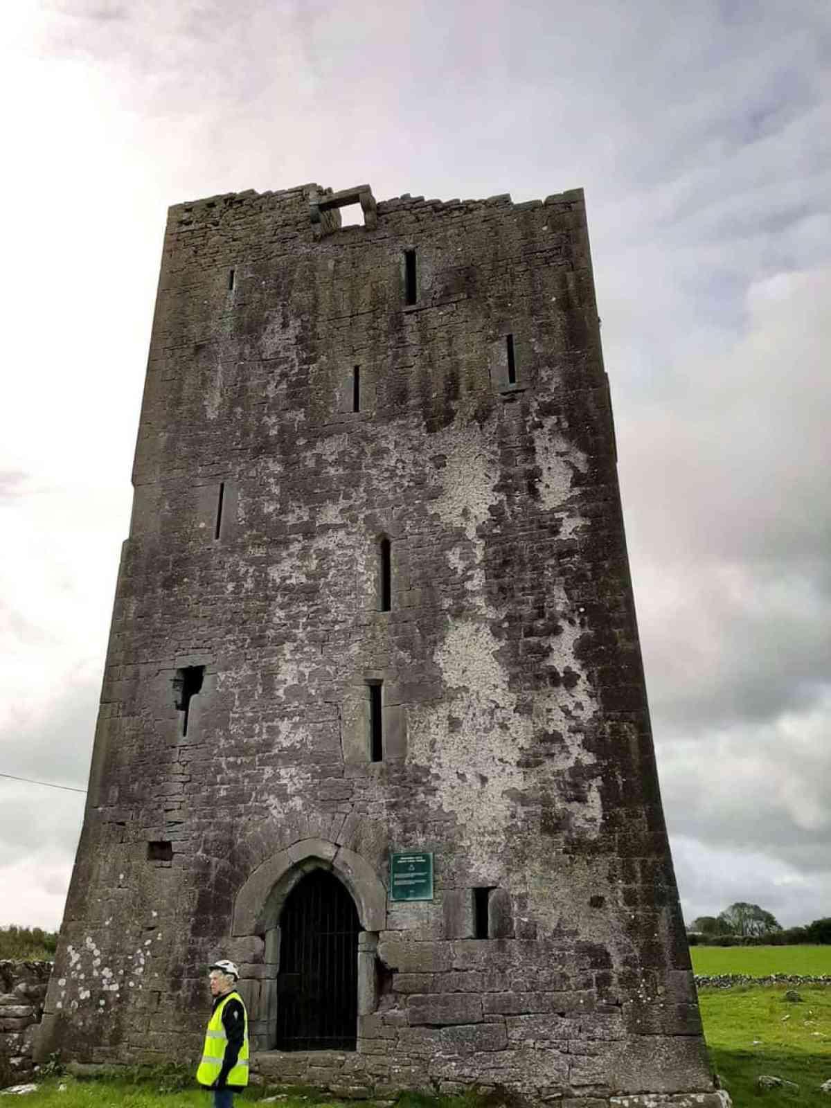 Drumharsna Castle, Ardrahan