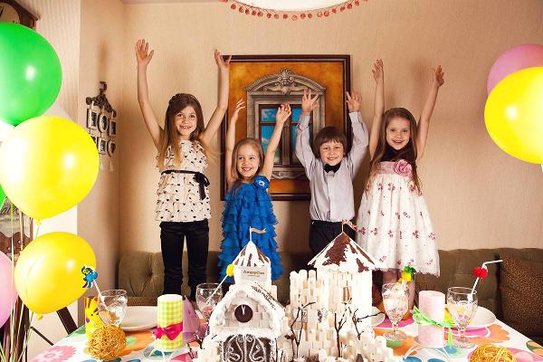 День рождения дочери 5 лет как отметить незабываемо