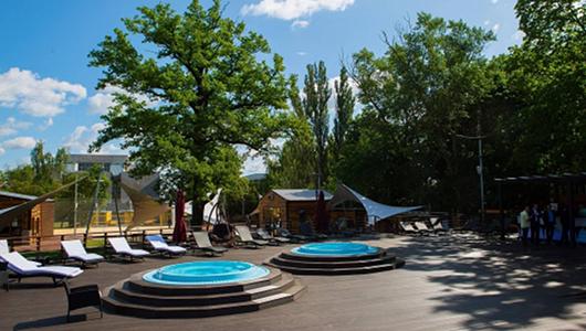 Городской пляж «Порт на ВДНХ» (закрыт) - Workingmama