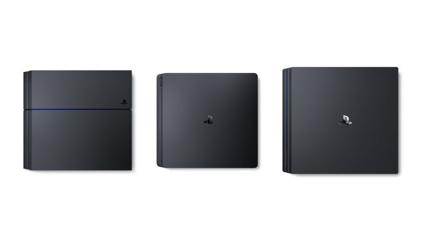 PlayStation 4 Lineup