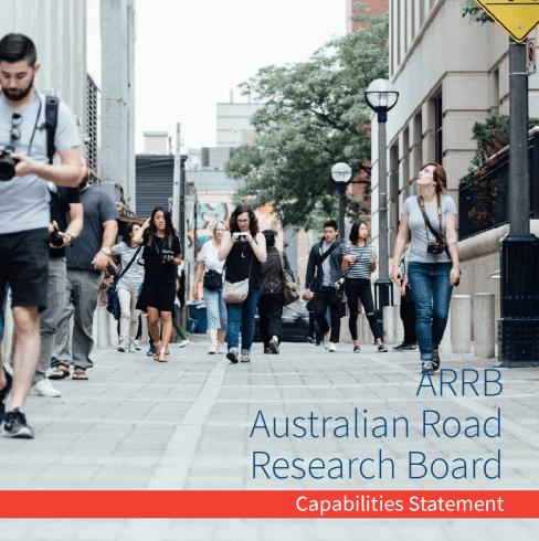 Australian Road Research Board Capabilities Brochure