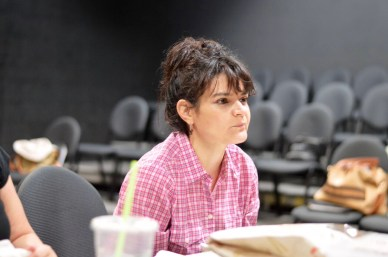 Maria Rodriguez-Sager in Annie Harrison Elliots' EMPTY ROOMS