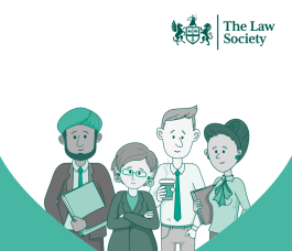 Cover of the law society guidance on wellbeing in the workplace