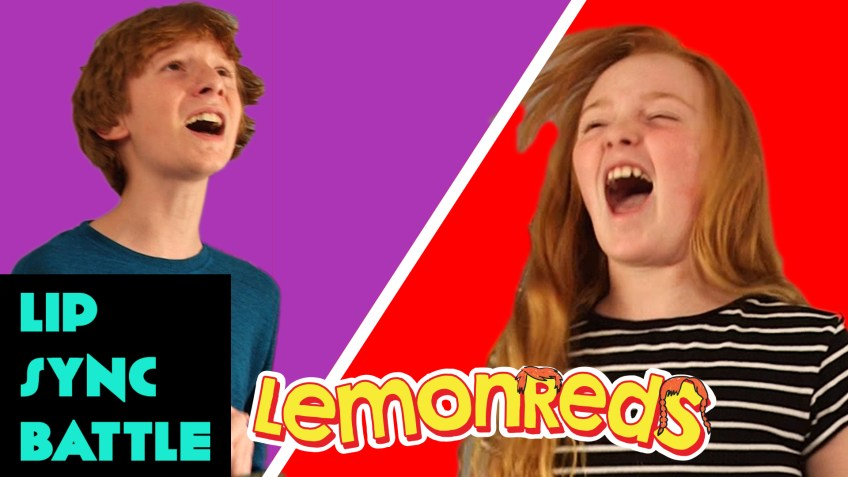 High School Musical vs Hercules | Lip Sync Battle LemonReds