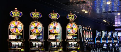 river rock casino curve lounge Slot