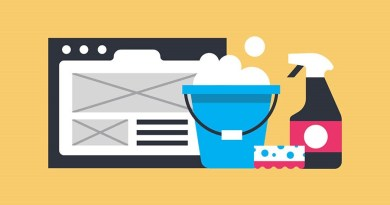 ways your business can clean a website