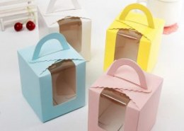 Adaptable Packaging of cupcakes