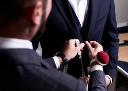 Questions and answers related to bespoke tailoring