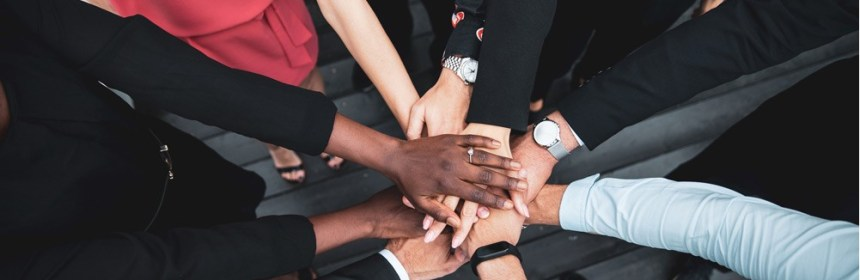 How company leaders can promote racial justice in the workplace