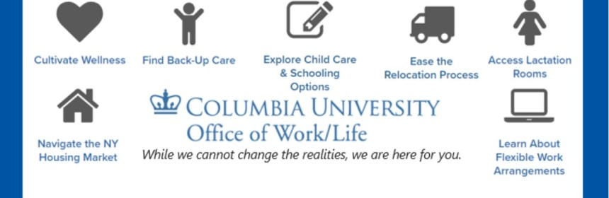 Worklife in the academia of Columbia University