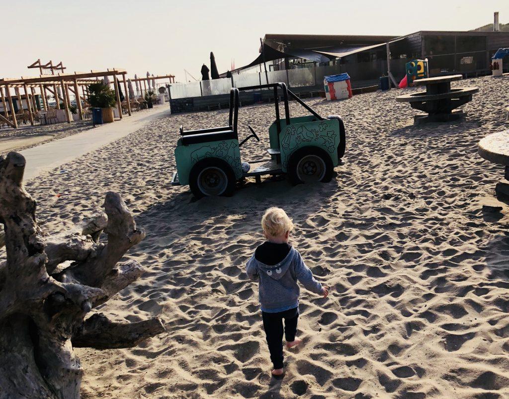 Urlaub mit Kleinkind - schnell hinterher