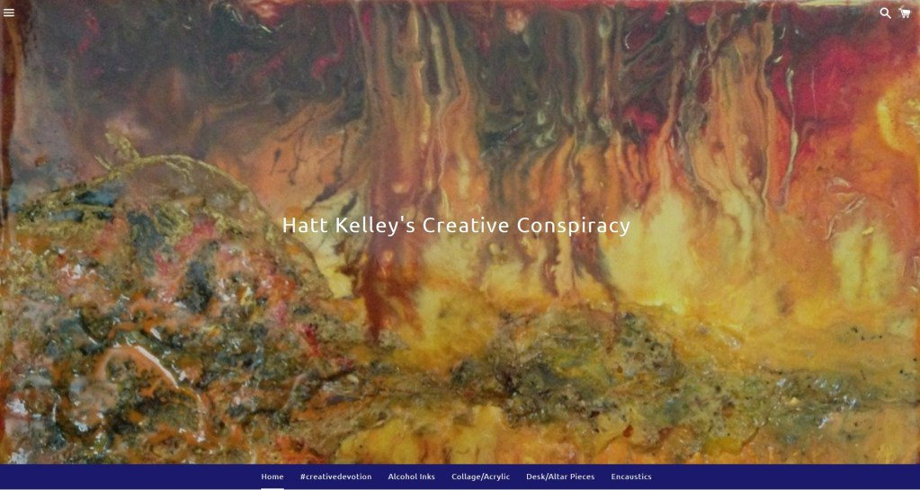 Hatt Kelley's Creative Conspiracy