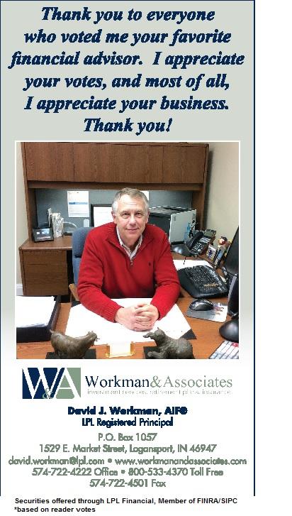 David Workman, favorite financial advisor