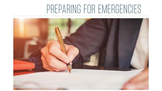 preparing for emergencies picture