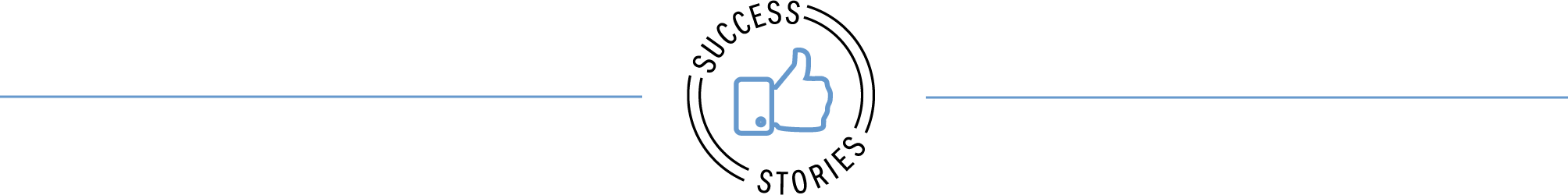 Success Stories Divider