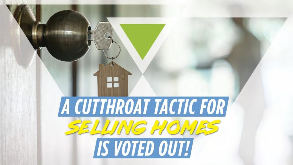 cutthroat real estate tactic