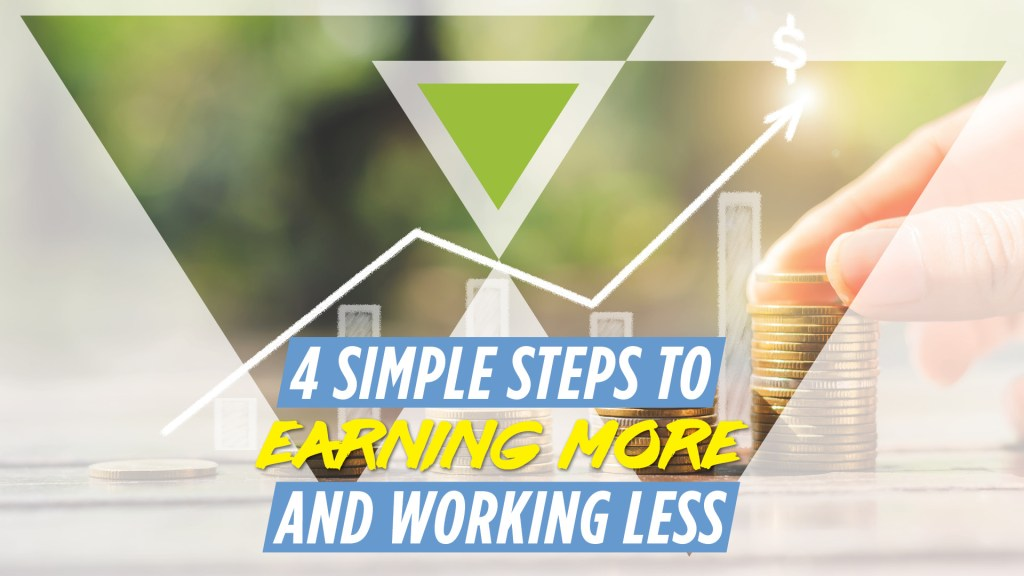 how to earn more and work less as a real estate agent