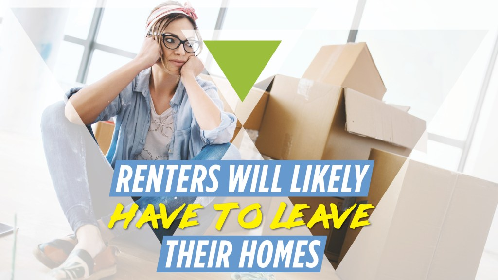 renters evicted